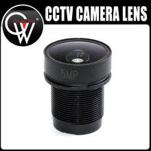 """5mp 28 мм черный светильник 10 1920*1080 1/27 """"cctv объектив"""