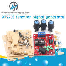 Signal-Generator Frequency-Amplitude Xr2206-Function Output-Signal 1hz-1mhz Diy-Kit Adjustable