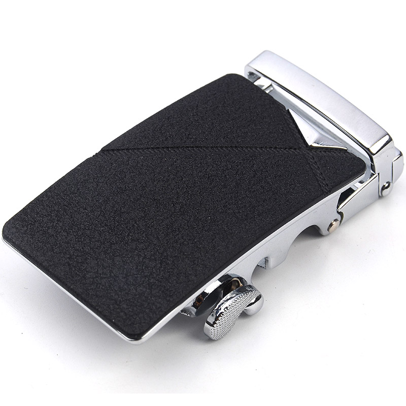 Luxury Brand Designer Belts Laser Metal Automatic Buckle For 3.5cm Width Leather Belt Buckle Wholesale No Leather