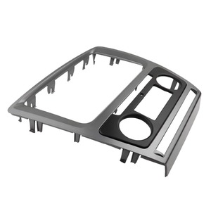 Image 3 - 2 Din Radio Fascia for Skoda Octavia Audio Stereo Panel Mounting Installation Dash Kit Trim Frame Adapter