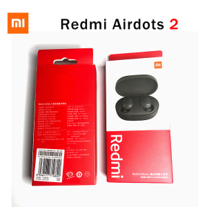 Image 5 - Xiaomi Redmi AirDots 2 Wireless Bluetooth 5.0 Charging Earphone In Ear stereo bass Earphones  AI Control Ture Wireless Earbuds