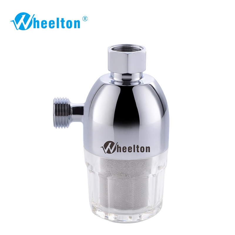 WHEElTON Water Filter Limestone Filter System Home Water Purifier Remove Water Scale Filter Limestone Water Ionizer Pre Filter