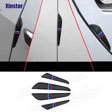 4pcs Auto Car Porta Guarda Borda Protetor De Canto para BMW E30 E36 E39 E46 E53 E60 E64 E70 E83 E85 E87 E90 E92 E71