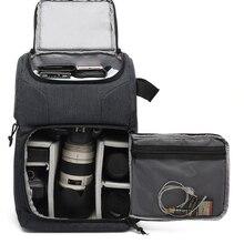 Waterproof Camera Bag Photo Cameras Backpack For Canon Nikon Sony Xiaomi Laptop DSLR