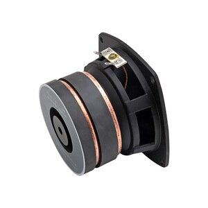 Image 4 - AIYIMA 1PC 4 pouces gamme complète haut parleur pilote 4Ohm 100W Audio haut parleur son musique colonne pour Home cinéma bricolage
