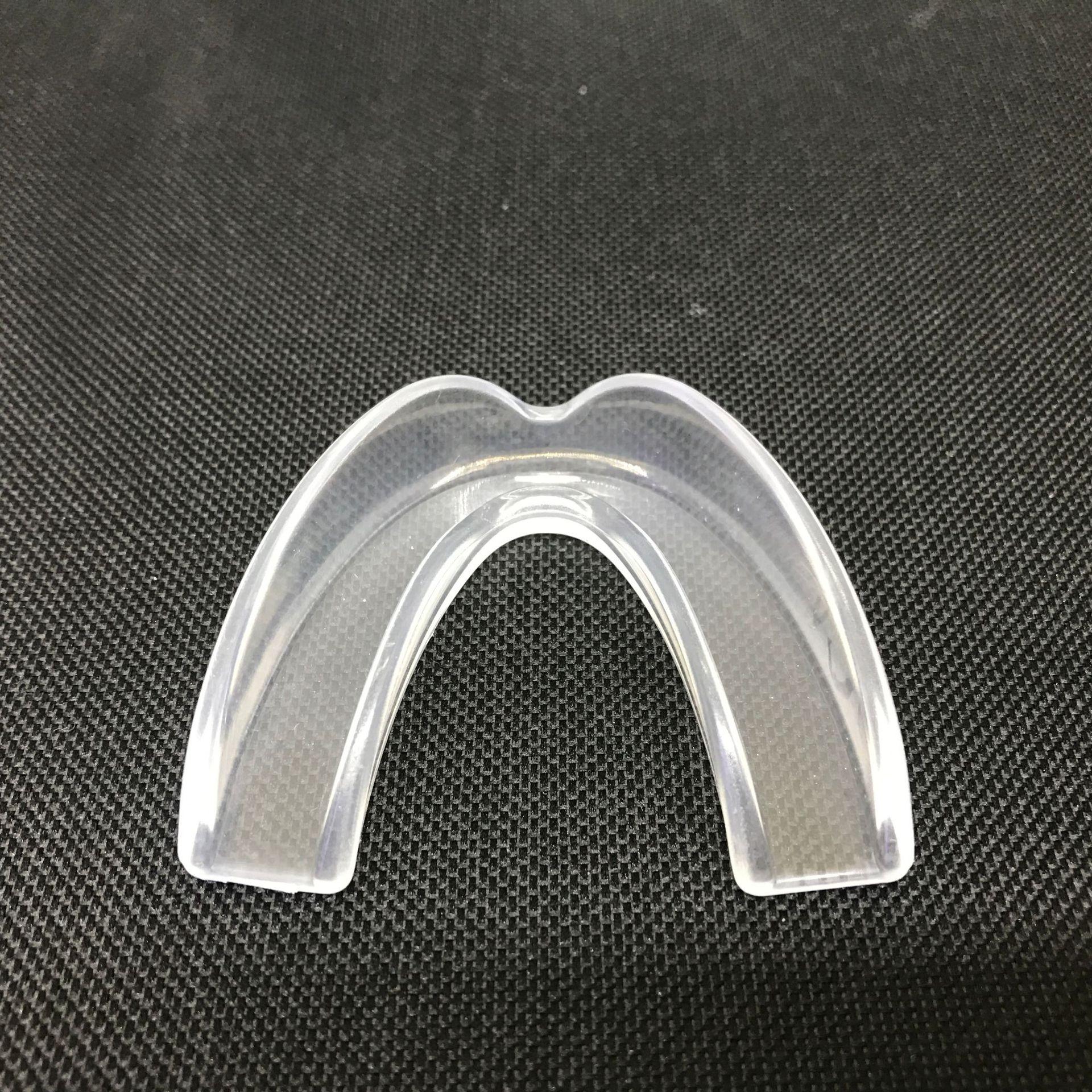 Eva Gum Shield Sanda Taekwondo Boxing Sport Ware Adult Silica Gel Gum Shield Denture Anti-Wear Gum Shield Tooth Socket