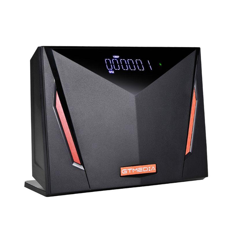 Gtmedia v8 uhd dvb s2 receptor de satélite builtin wifi suporte h.265 DDVB-S/s2/s2x + t/t2/cabo/ATSC-C/isdbt melhor v8x v8 por2