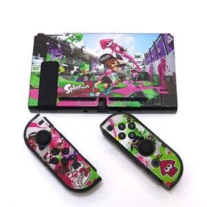 Image 4 - Nintend Schalter Fall Schutzhülle Dockable Fall Kompatibel mit Nintendoswitch Konsole & JoyCon Controller