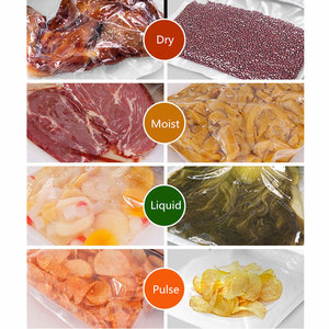 Image 5 - Best Food Vacuum Sealer Packaging Machine Electric Automatic Industrial Commercial Household Small Kitchen Appliances Of Packing