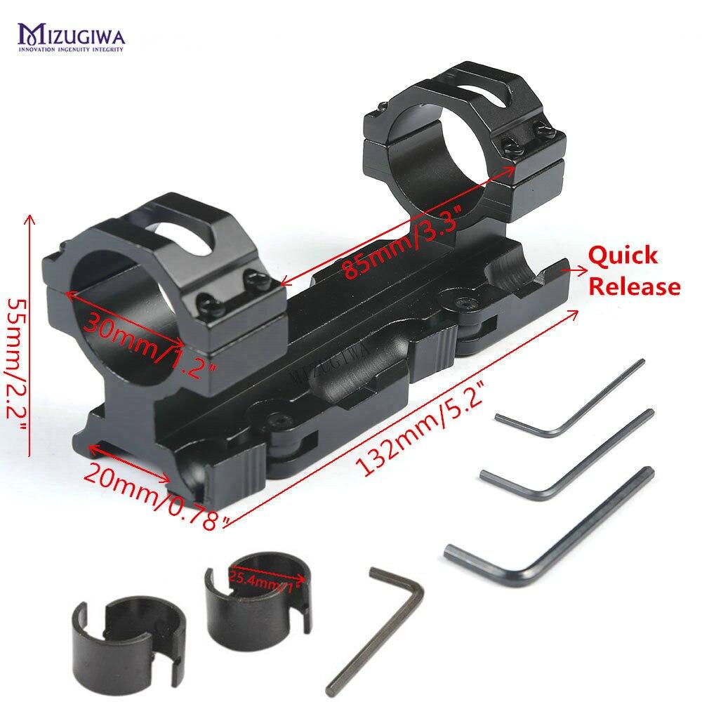 Крепление для прицела 30 мм 1