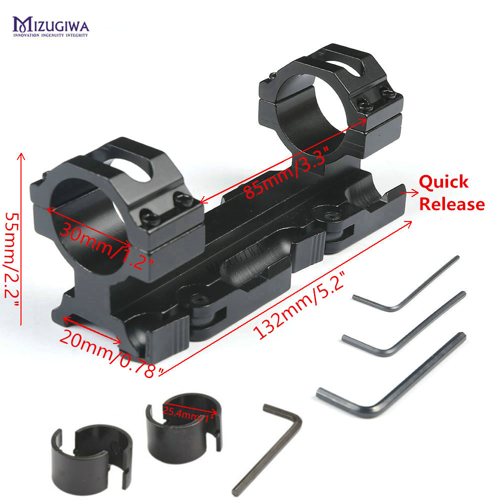Scope Mount 30mm 1