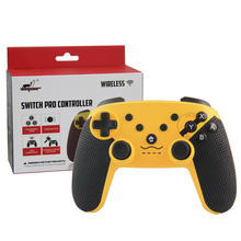 wireless bluetooth game controller vibration six axis gamepad controller with gyroscope accelerator for switch console Wireless Gamepad For Nintendo Switch Pro Controller Bluetooth Gamepad For PS3 Android PC Games Joystick With Six-axis gyroscope