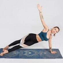 Йога павильон портативный Печатный Коврик для йоги полотенце настраиваемый анти-скольжение экологически чистое полотенце для йоги цифровая печать yoga Co