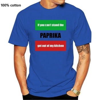 CafePress - Paprika Lover - 100% Cotton T-Shirt White Short Sleeve Hip Hop Tee T Shirt Top Tee Short Sleeve Cool Casual image