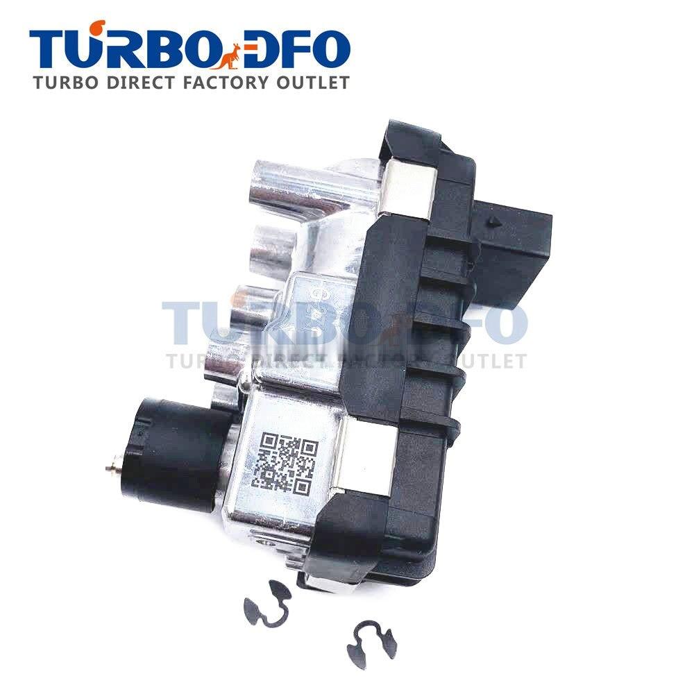 Turbine Parts Electronic Actuator G-271 712120 Wastegate GT1852V 742693 For Mercedes-PKW C-Klasse 220 CDI W203 OM646 6460900180