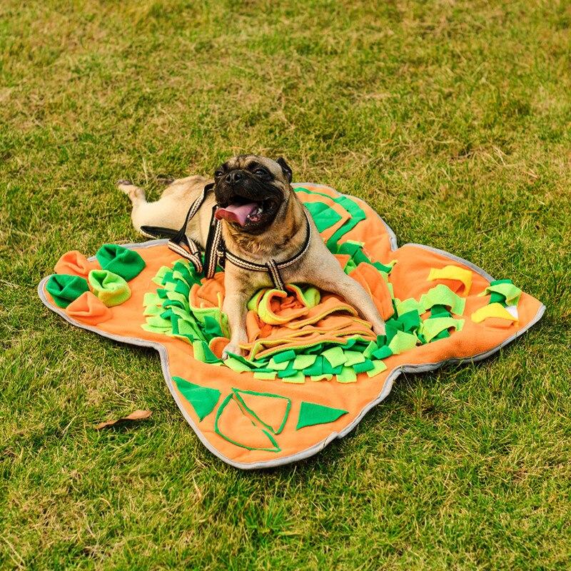 Hond Puzzel Speelgoed Verhogen Iq Snuffle Mat Trage Doseren Feeder Mat Kat Puppy Training Games Feeding Intelligentie Speelgoed|Honden Speelgoed| - AliExpress