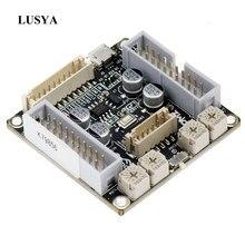 Lusya-unidad de procesamiento de Audio Digital ADAU1701, 2,1 DSP profesional, preamplificador Dsp, placa de tono, placa de Control de volumen, A6-009