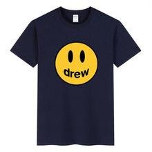 2020 summer printing fashion drew pattern printing men's and women's Hip Hop T-shirtt 100% cotton casual short sleeves t-shirt