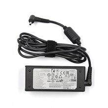 Verwendet A13-040N2A 19V 2.1A 40W Laptop AC Adapter Für SAMSUNG ATIV BUCH 9 Serie Laptop 915S3G 915S5G 940X 3G 930X5J NP900X1B