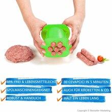Specialty-Maker-Tool Pasta-Press Meat-Sausage-Machine Dog-Maker Kitchen-Gadgets Plastic