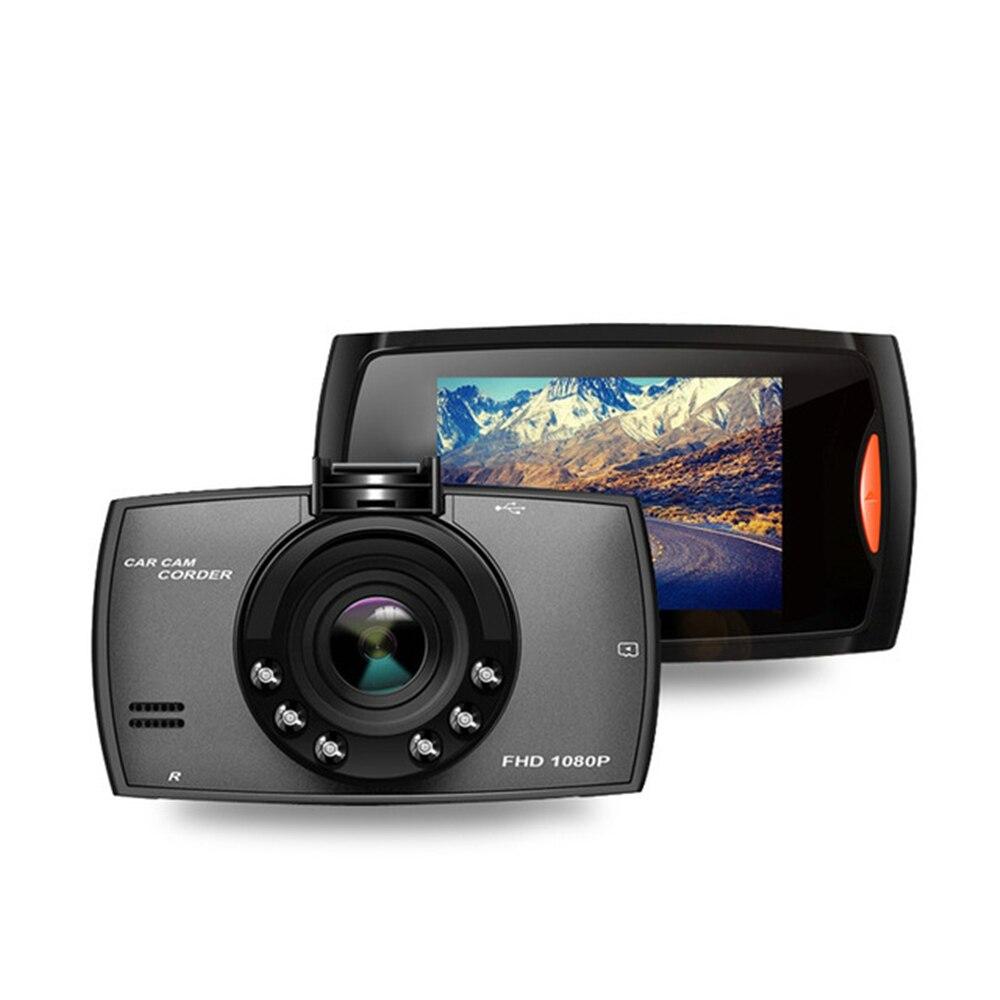 Night Vision 1080P 2.7/'HD LCD Dual Lens Car Dash Camera Video DVR Cam Recorder B