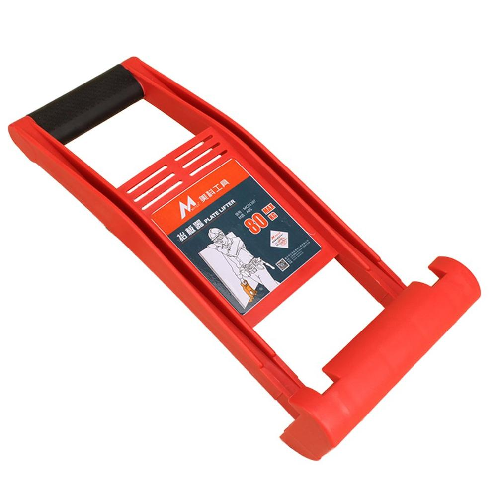 Plastic Panel Lift Carrier Handle Easy-to-Carry Hand Lifter For Board, Glass, Wood