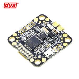 Image 5 - Éclairage Betaflight F4 PRO V2, contrôle de vol DYS, avec circuit de protection intégré de bord, connexion de câble plat OSD 5V/3A/9V/1,2a BEC