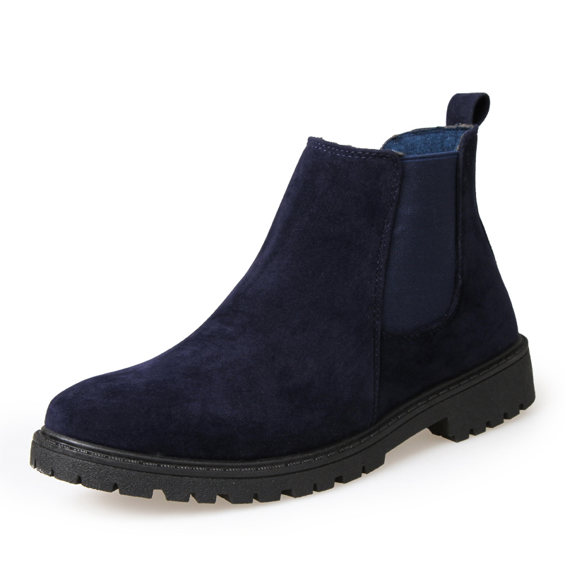 <font><b>Men</b></font> boots <font><b>Men's</b></font> <font><b>Winter</b></font> <font><b>Shoes</b></font> Chelsea Snow Boots <font><b>Shoes</b></font> High Top <font><b>Winter</b></font> Sneakers Ankle <font><b>Men</b></font> <font><b>Shoes</b></font> <font><b>Winter</b></font> Boots Blue Footwear image