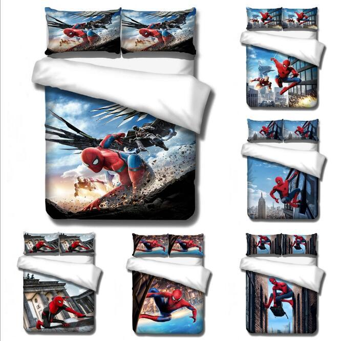 New Duvet Quilt Cover Bedding set with Pillow Case Single Double King Super king