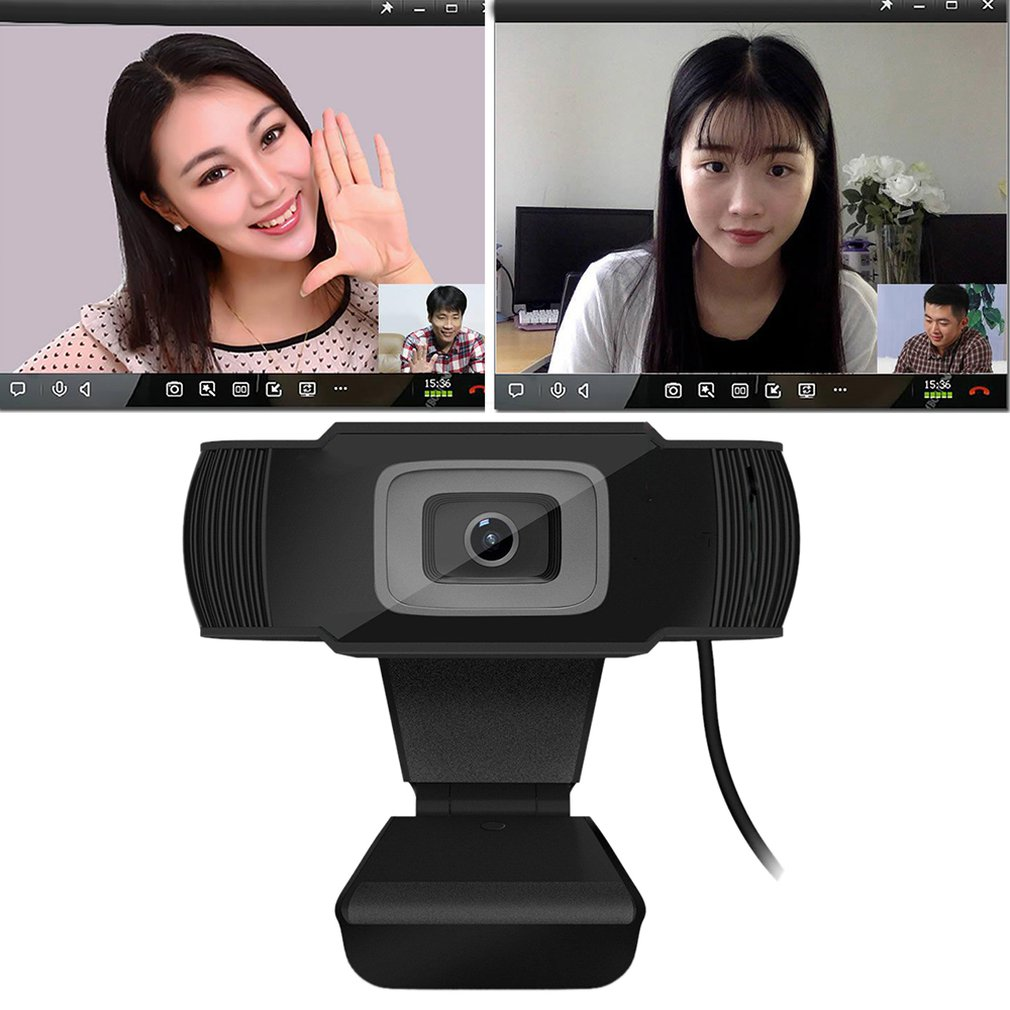USB Camera Web Cameras Computer Webcam With Microphone Video Call Cameras For PC Computer HD Webcam Camera