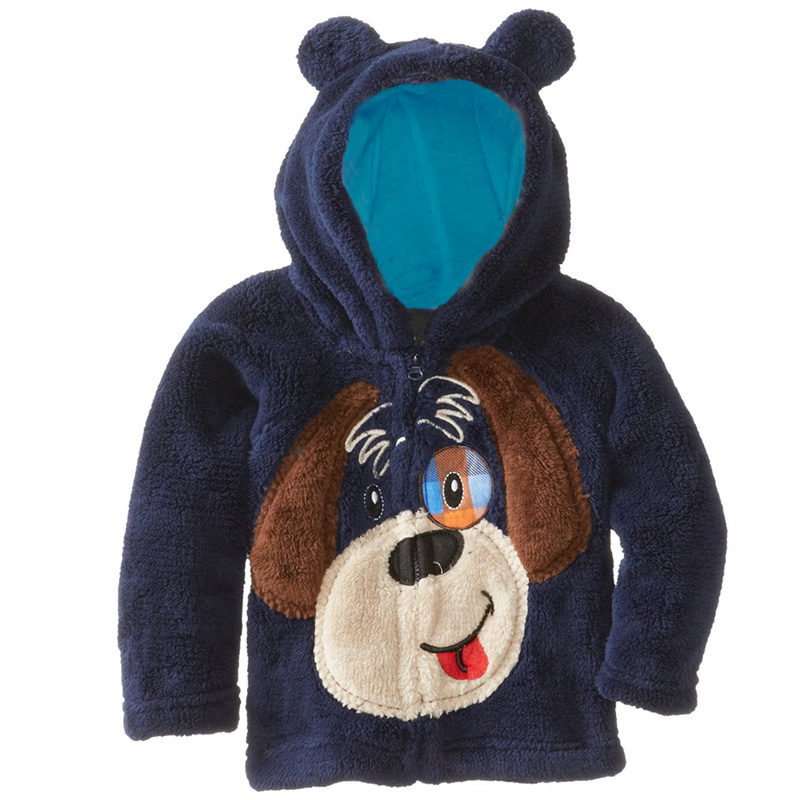 Cartoon Cute Bear Unisex Toddler Hoodies Fleece Pull Over Sweatshirt for Boys Girls Kids Youth