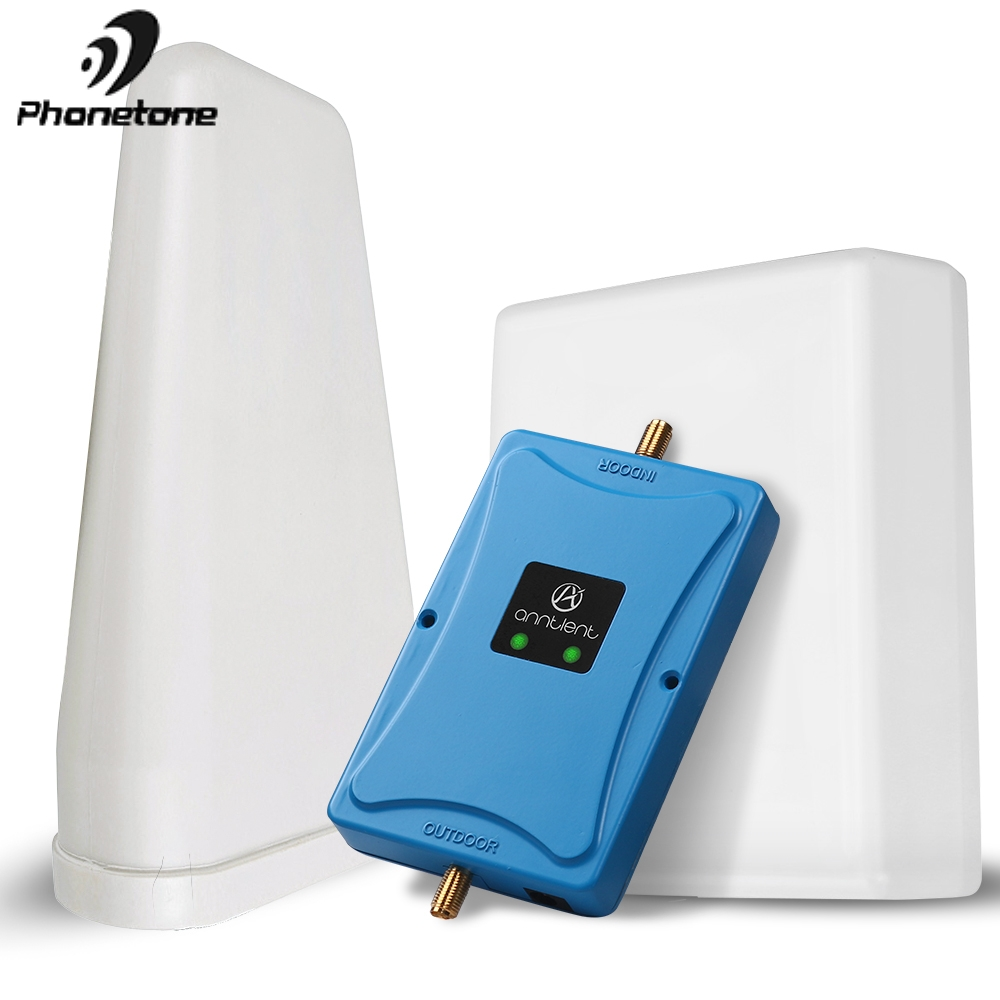 Cell Phone Signal Booster For US/CA 4G 850/1700MHz AT&T Verizon Cell Signal Repeater Mobile Amplifier Band 5/4 Enhance LTE Data