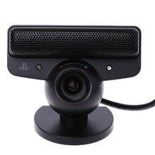 Jogo da câmera sensor de movimento vindo para a estação de jogo 3 zoom sistema de jogo lente ps3 usb câmera olho movimento com microfone