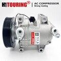 CR14 A/C компрессор для NISSAN NAVARA FRONTIER D40 2 5 2005-2012 92600-EB40B 92600-EB40E 92600-EB400 92600-EB70A 92600EB70A