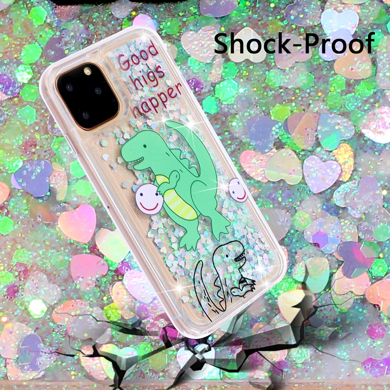 Girls Glitter Star Case for iPhone 11/11 Pro/11 Pro Max 13