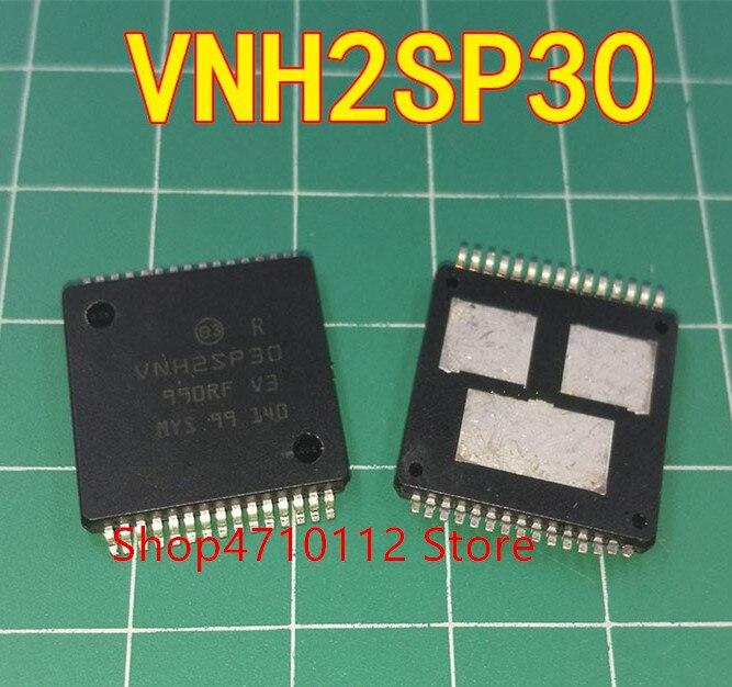 Free Shipping NEW 10PCS/LOT VNH2SP30 VNH2SP30TR-E VNH2SP30TR 2SP30 SOP-30