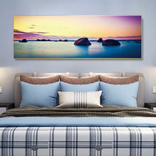 Красивая группа морских рисунков Картина на холсте плакаты принты