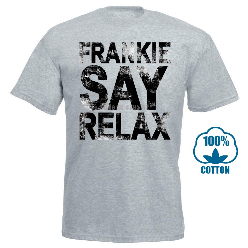 FRANKIE SAY RELAX Goes To Hollywood  VINTAGE LOOK Retro T-Shirt SIZES S-5X
