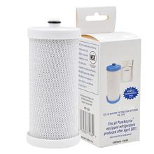 Replacement Coconut Carbon Block Refrigerator Ice & Water Filter for Frigidaire PureSource WF1CB,WFCB, RG100,NGRG2000,WF284 etc.