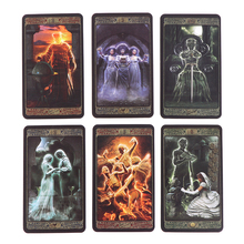 Tarot-Cards Board-Game Ghost Entertainment Family Party 1box