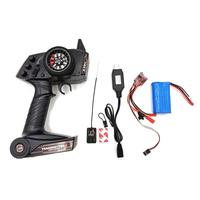 Upgraded Transmitter ON Mounting Accessories Full Size Remote Control Model Ship Type Universal 3 Channel Transmission