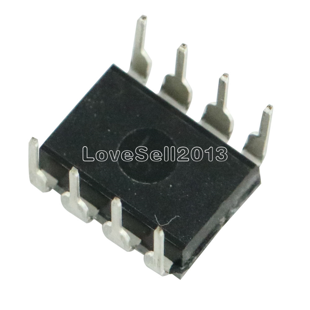 10PCS LM311 LM311P IC DIFF COMP W//STROBE DIP-8 NEW
