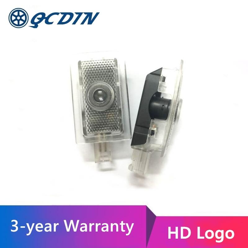 Купить qcdin для chrysler 300 светодиодный дверные лого светильник