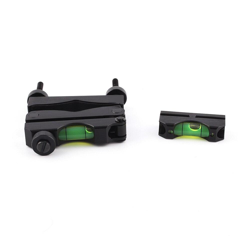 Riflescope tático retículo sistema de nivelamento universal