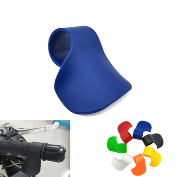 Motorcycle Throttle Assist Cruise Control Grips Wrist Rest Universal For Suzuki DL650 GSR 600 750 GSX S750 R600 R750 SFV650 RM85 image