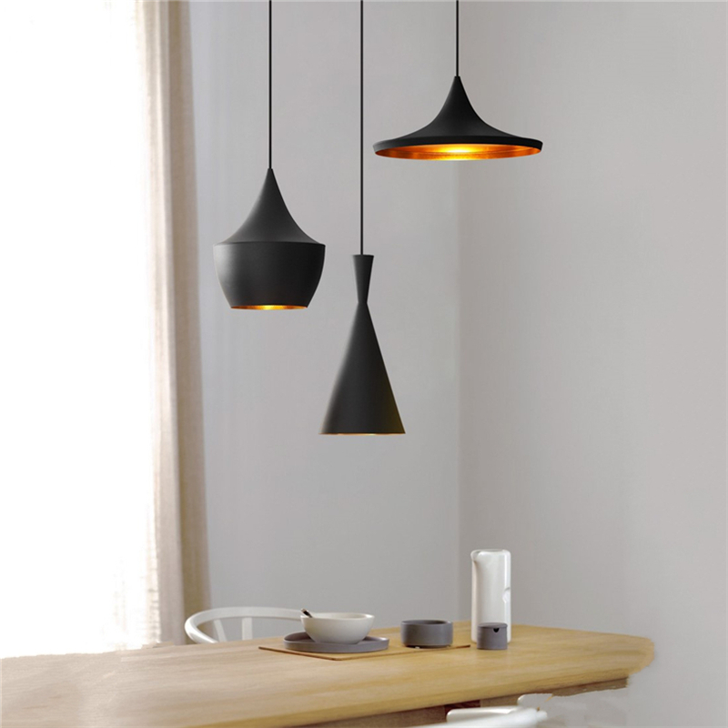 Industrial Reteo Designer Pendant Lights Dining Room Restaurant Hanging Lights Country Vintage Home Decor Indoor Light Fixtures