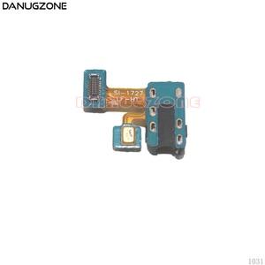 Image 2 - 10PCS/Lot For Samsung Galaxy J4 2018 J400 J400F Earphone Audio Jack Headphone Socket Headset Port Flex Cable With Microphone