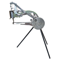 1pc 새로운 수동 산업 신발 재봉틀 장비 만들기