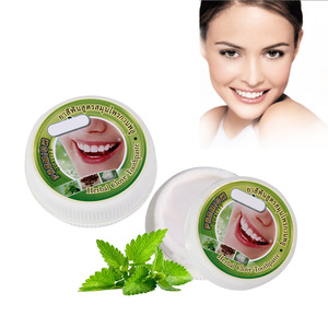 Image 1 - 10g/25g Herb Natural Herbal Clove Thailand Toothpaste Tooth Whitening Toothpaste Antibacterial Allergic Tooth Paste