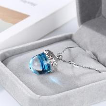 DIY силиконовые формы кулон колпачок держатель эпоксидной смолы ювелирных изделий инструменты ожерелье формы 3D твердые подарки ручной работы